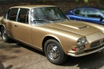 Maserati Quattroporte first generation 1963