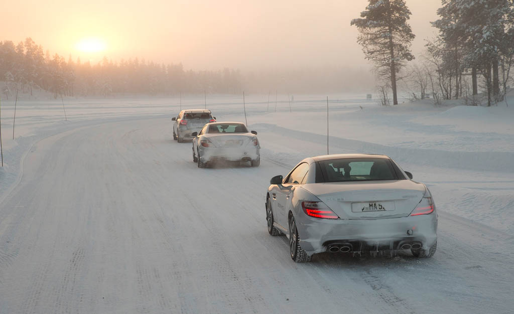 Mercedes-AMG-Winter-Academy-Driving-AMGs-in-Sweden-in-the-Dead-of-Winter