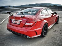Mercedes-Benz C63 AMG Black Series by GAD