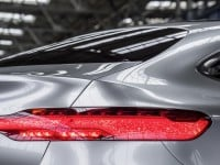 Mercedes-Benz Concept Coupe SUV taillight