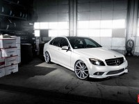 Mercedes Benz C-Class Vossen Wheels