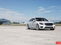 Mercedes Benz S-Class Vossen Wheels