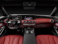 Mercedes-S-Class-Coupe 2015 Interior