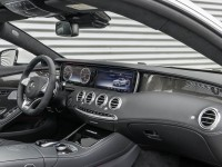 Mercedes-Benz S63 AMG Coupe Interior