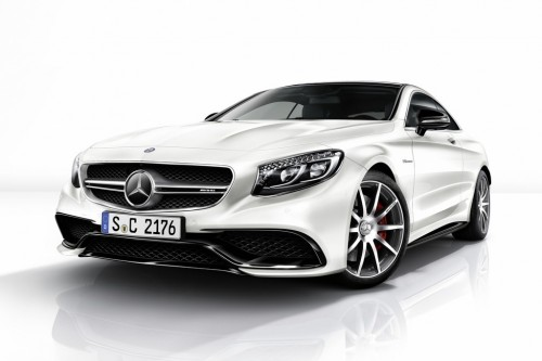 Mercedes S63 AMG Coupe AMG Performance Studio