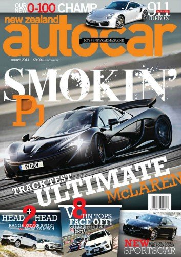 New Zealand AutoCar - March - 2014