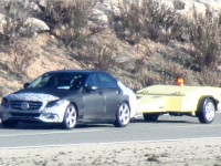 2015 Mercedes-Benz C-class Spy Photo
