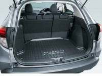 New Honda Vezel 2014 trunk