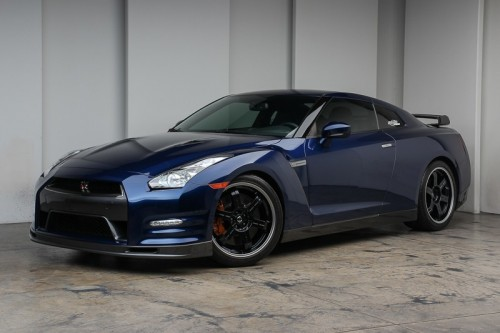 Nissan GT-R Switzer P800 Track Edition