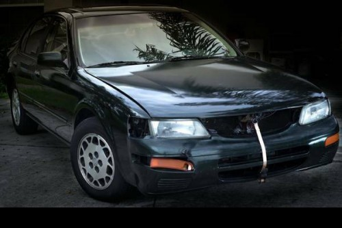 Nissan Maxima 1996 For Sale