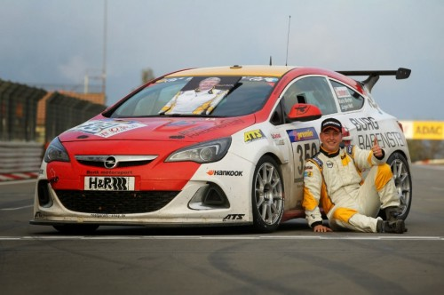 Opel Astra OPC Cup 2013