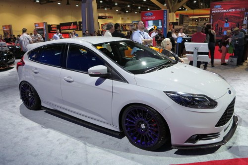 PM Automotive Ford Focus ST