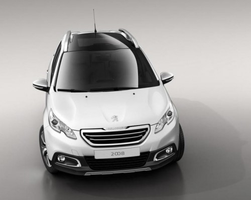 Peugeot 2008 crossover 2013