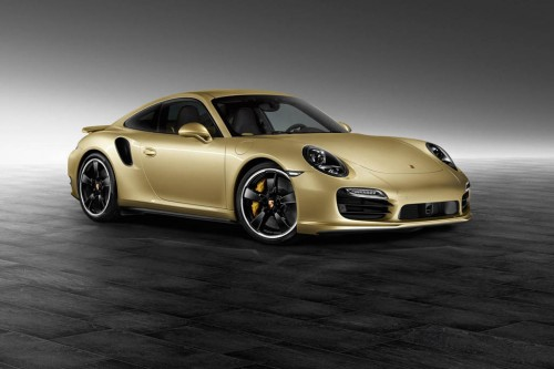 Porsche 911 Turbo by Porsche Exclusive