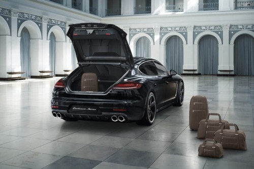 Ultra Luxurious Porsche Panamera Exclusive Series