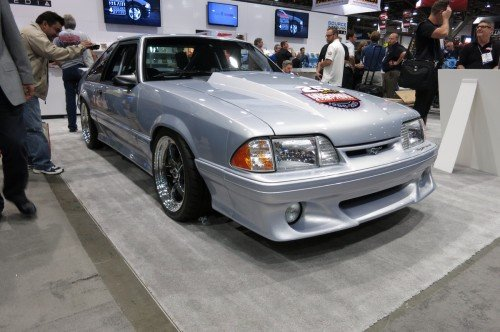 Project Hypersilver 1988 Mustang Special Anniversary