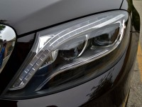 S63 AMG headlight