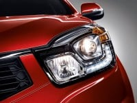 SsangYong Korando C headlight