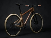 Grainworks AnalogOne wooden bike