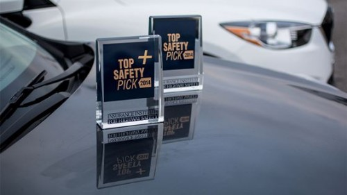 TOP SAFETY PICK AWARDS