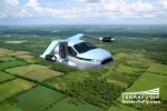 Terrafugia TF-X : the flying car