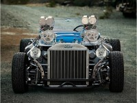 The Double Trouble Hot Rod