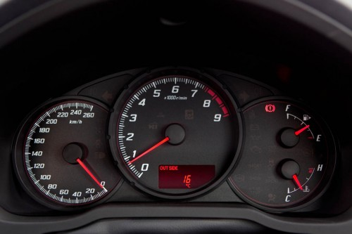 Toyota 86 GT Instrument Cluster