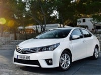 Toyota Corolla EU-Version 2014