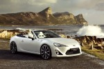 Toyota FT-86 Open Concept - Front Angle, 2013