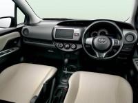 Toyota Yaris facelift Interior