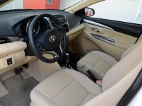 Toyota Yaris sedan 2014 Interior