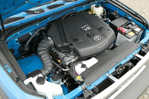 Toyota 1GR FE engine