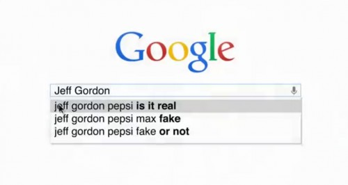 Jeff Gordon Pepsi - Real or Fake