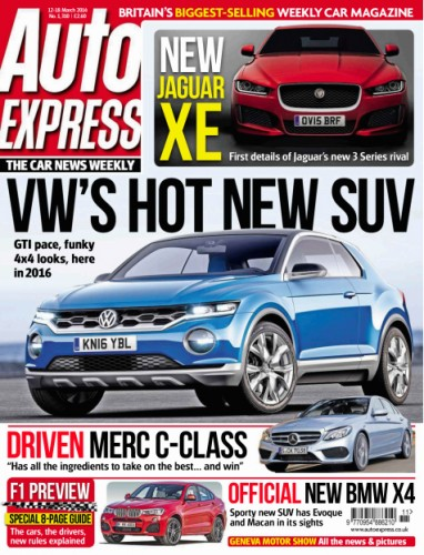Auto Express - 12 March - 2014