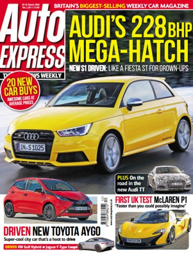 Auto Express - 19 March - 2014