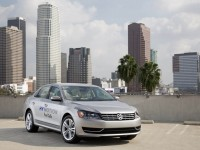 VW HyMotion Passat Fuel-Cell