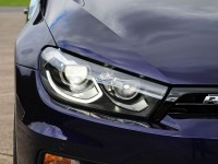 VW Scirocco headlight