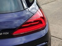VW Scirocco taillight