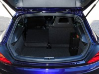 VW Scirocco trunk