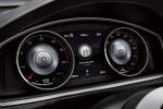 Volkswagen CrossBlue Coupe concept dashboard