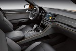 Volkswagen CrossBlue Coupe interior