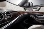 W222 Mercedes-Benz S-Class interior design