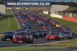 World's largest Ferrari parade held at Silverstone