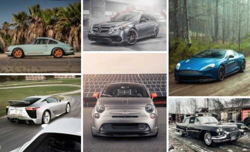 24 Hottest Car Photos of 2013 By Car & Driver