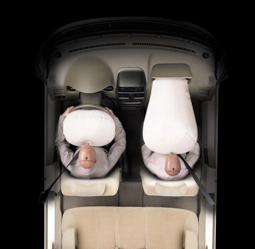 Frontal Airbag