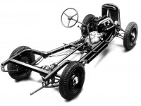 BMW 303 Chassis