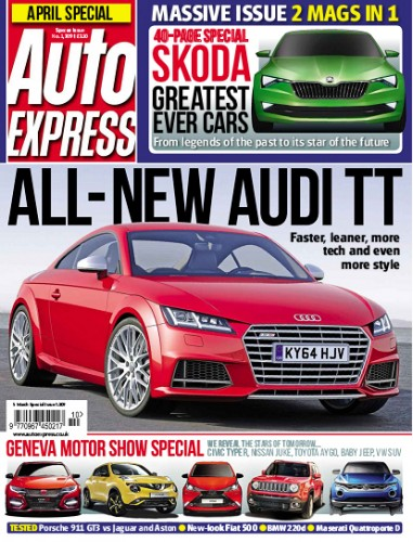 Auto Express - 5 March - 2014
