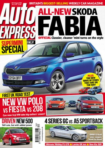Auto Express - 20 August 2014