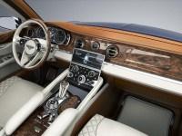 Bentley SUV EXP 9 F concept Interior