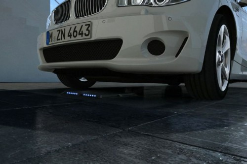 BMW Conductive Charging